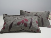 Oblong cushions