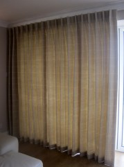 Curtains for Bi-fold doors