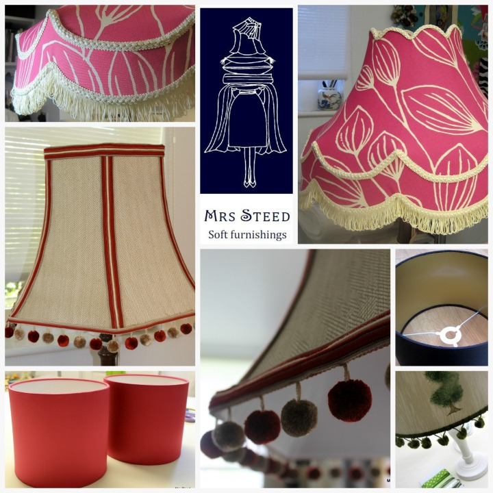 Pic mrs steed lampshades
